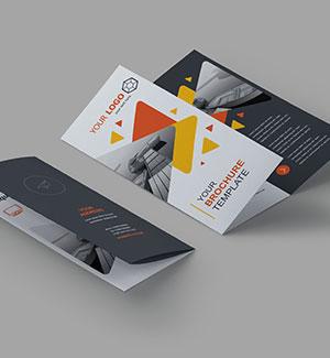 Folded Leaflets - Brochures