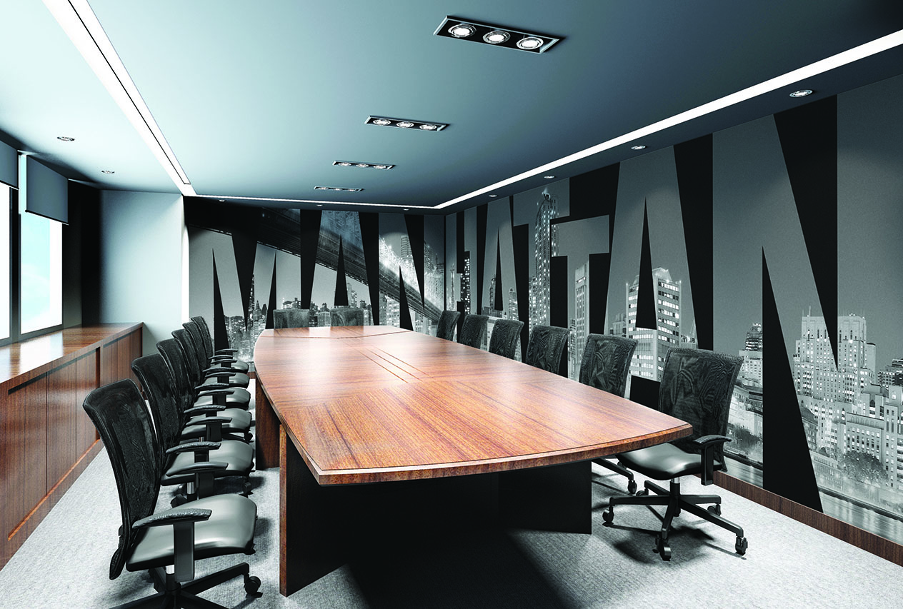 boardroom wallpaper
