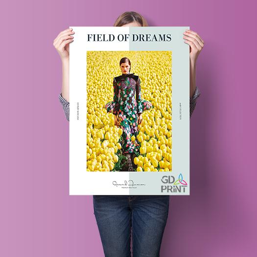 A1 Portrait Poster
